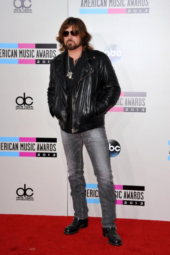 LLUCIA DE ESTRELLAS EN LOS AMERICAN MUSIC AWARDS EN LOS ANGELES